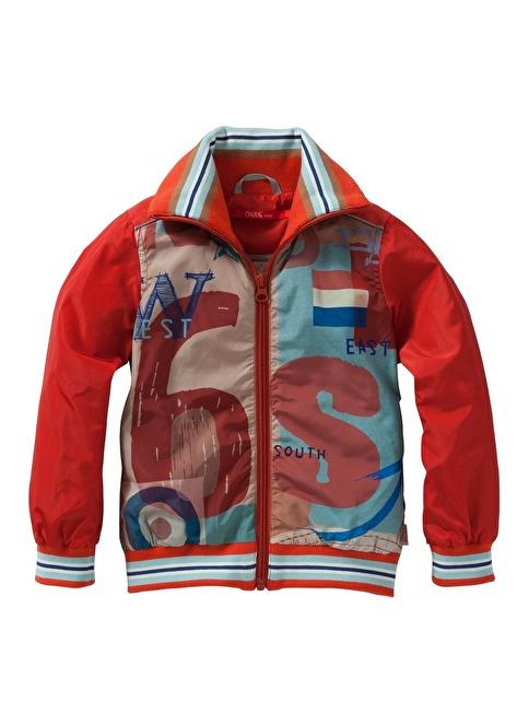 Oilily Sweatshirt Kırmızı